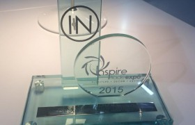 Formfunc takes Best Office Furniture Design award at the Inspire Trade Expo 2015